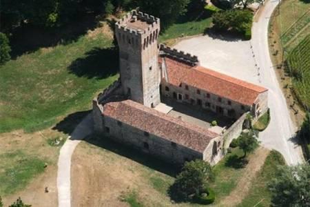 CASTELLO DI SAN MARTINO DELLA VANEZA – CERVARESE S. CROCE (PD)