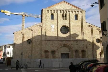 CHIESA di SANTA SOFIA  - Padova